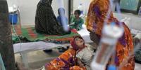 تھرپارکر میں غذائی قلت، 6 بچے جان کی بازی ہار گئے