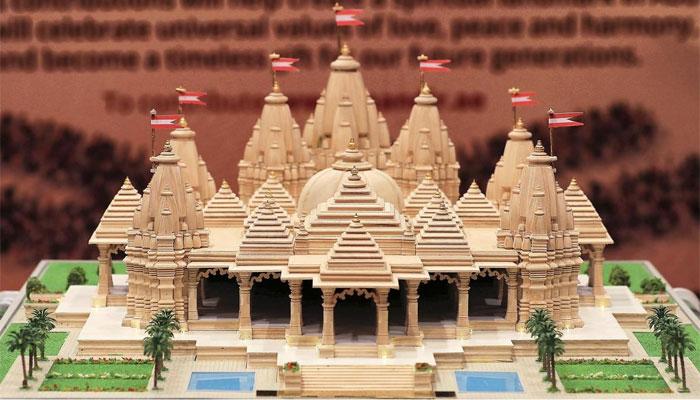 متحدہ عرب امارات میں پہلے ہندو مندر کی بنیاد آج رکھی جائے گی
