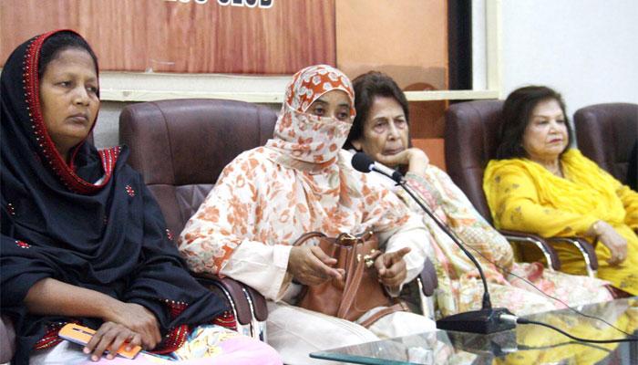 کورنگی، جاں بحق عصمت سے مبینہ زیادتی اہل خانہ کا تفتیش پرعدم اعتماد