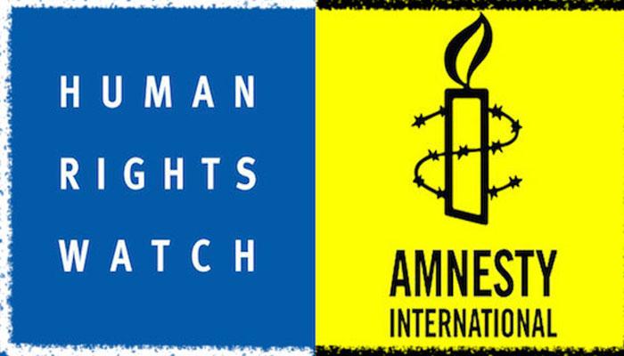 سعودی عرب نے ہیومن رائٹس واچ اور  ایمنسٹی کے الزامات کی تردید کردی