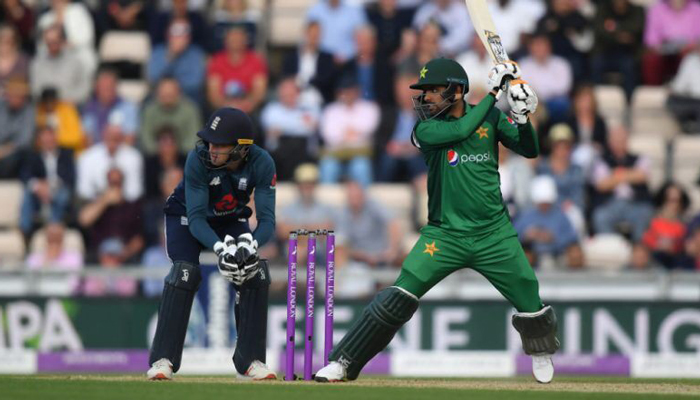 ورلڈ کپ کی تیاریوں میں مصروف پاکستان کو مسلسل آٹھویں شکست، ٹیم چوتھے میچ کیلئے ناٹنگھم پہنچ گئی