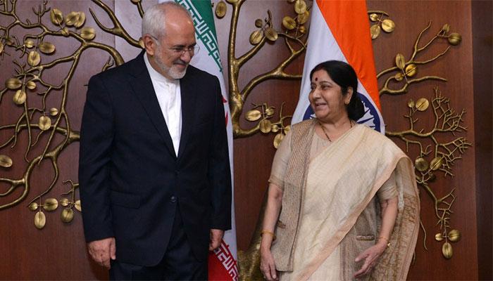 ایرانی تیل کی درآمد کا فیصلہ الیکشن کے بعد ہو گا، بھارتی وزیر خارجہ