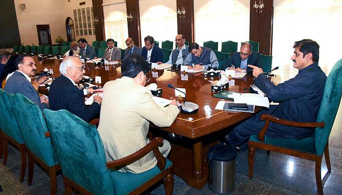 کراچی سرکلر ریلوے منصوبہ شروع کرنے کو تیار ہیں، وزیراعلیٰ