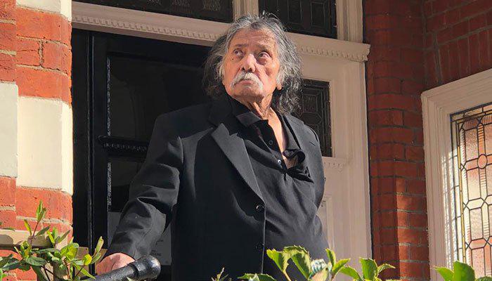 معروف مصور جمیل نقش لندن میں انتقال کر گئے