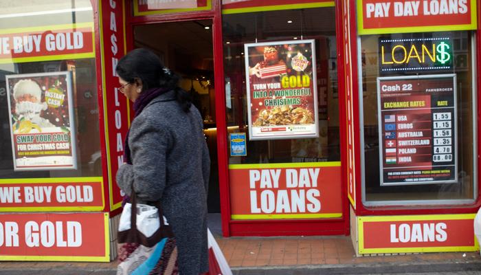 پے ڈے کے قرضوں کےخلاف شکایات5 سال کی اونچی ترین سطح پر