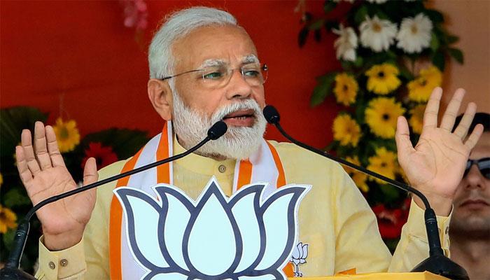 نریندر مودی پریس کانفرنس نہ کرنے والے پہلے بھارتی وزیراعظم