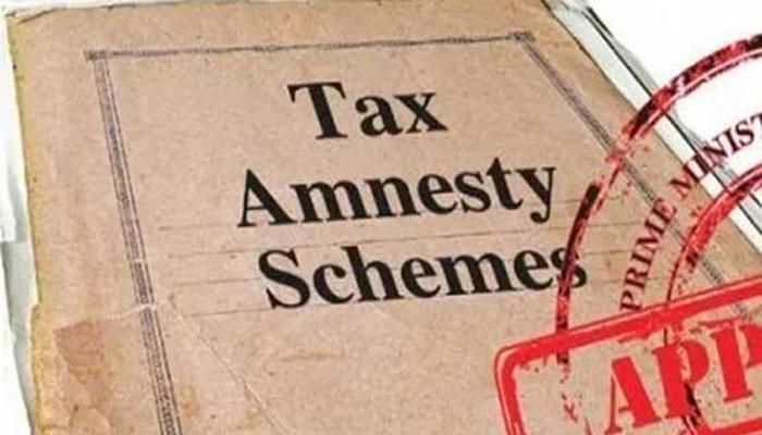 نئی ٹیکس ایمنسٹی اسکیم کے قواعد اور فارمز کا اجرا آج کیا جائیگا