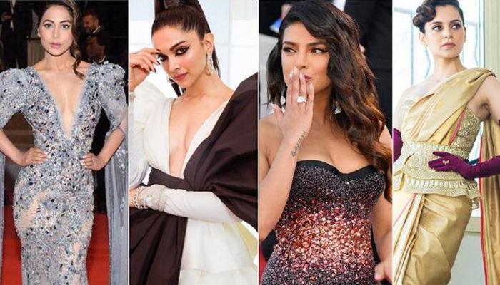 کانز فلم فیسٹیول میں بالی ووڈ ستاروں کی بھر مار