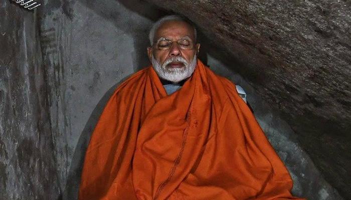 بھارتی وزیر اعظم نریندر مودی کا اتراکھنڈ کا دورہ، کیدرناتھ مندر میں پوجا