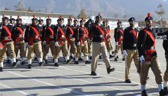 بلوچستان میں لیویز فورس کو پولیس میں ضم کردیا گیا ، تمام بی ایریا زختم