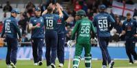 پاکستان انگلینڈ کے ہاتھوں کلین سوئپ