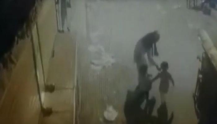 لاہور ، 3سالہ بچی اغوا،فوٹیج چلنے پراغواکارمسجد میں چھوڑ کرفرار