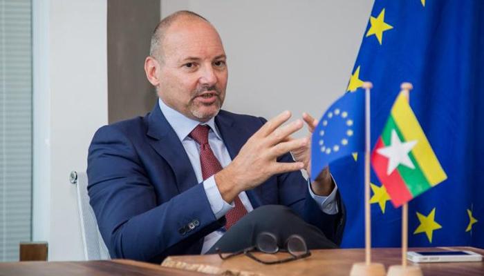 یورپی یونین نمائندہ کی ملا عبدالغنی برادر سے ملاقات، افغانستان میں قیام امن کیلئے مثبت کردار کی یقین دہانی