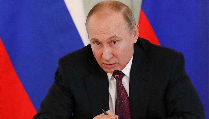 روسی صدر پیوٹن کے ہاںجڑواں بچوں کی پیدائش ، برطانوی میڈیا کا دعویٰ
