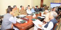 وزیراعظم کی زیرصدارت سیاسی و عسکری قیادت کا اجلاس