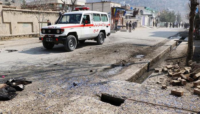 کابل میںمسجد میں بم دھماکہ حکومتی حامی امام مسجد جاںبحق