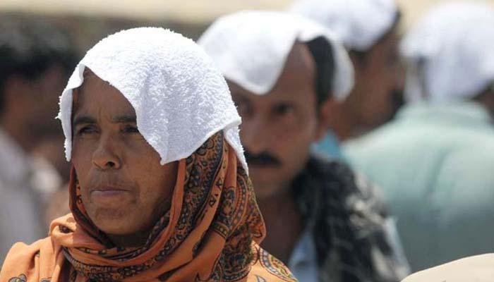 کراچی، ہیٹ ویو کا خدشہ ٹل گیا، درجہ حرارت 39ڈگری تک رہنے کا امکان