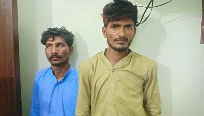 ٹنڈو محمد خان : کمسن بچی سے اجتماعی زیادتی کرنیوالے 2 ملزمان گرفتار