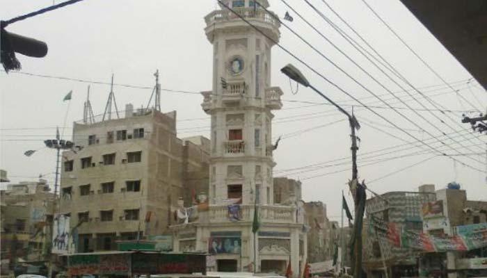 سکھر : عید کی تعطیلات کے بعد کاروباری مراکز کھل گئے