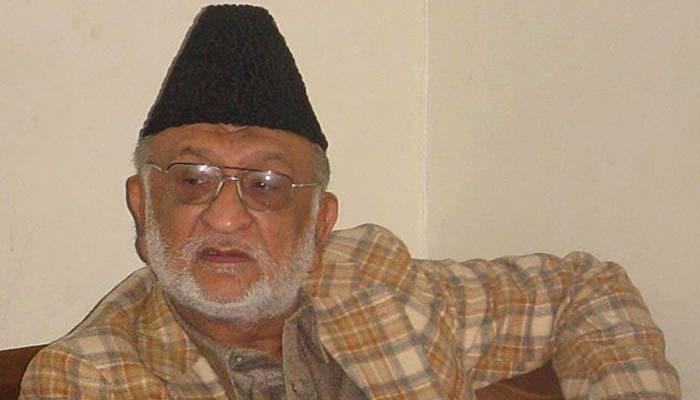شیعہ عالم علامہ عباس کمیلی کے انتقال پرمجلس