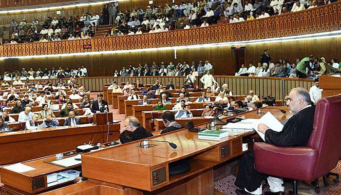قبائلی اضلاع 152 ، کراچی 45.50 ، بلوچستان کیلئے 10.40 ارب کے پیکیج