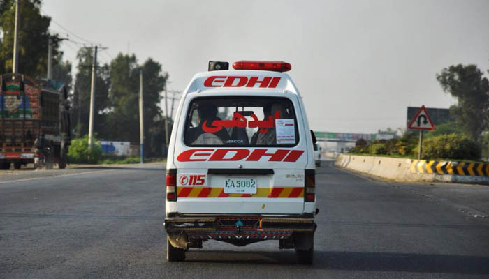 مختلف ٹریفک حادثات میں لڑکی سمیت3افرادجاں بحق،2لاشیں ملیں