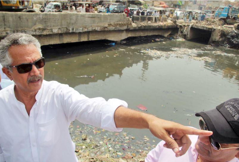 کراچی کے لئے خصوصی مالی پیکیج کی ضرورت ہے،مئیر وسیم اختر