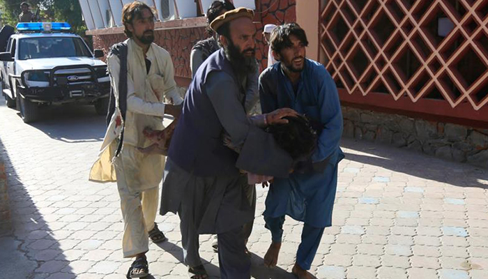 امریکی فضائیہ کے افغان فوج پر فضائی حملے6 اہلکار مارے گئے،خودکش حملہ 9ہلاک