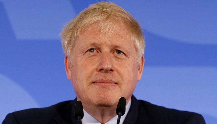 برطانوی وزیر اعظم کیلئے دوڑ، پہلے مرحلے میں بورس جانسن کامیاب