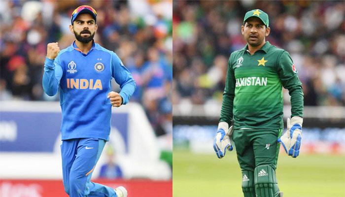 آج پاک بھارت کرکٹ مقابلہ، دونوں ممالک میں عوام پرجوش