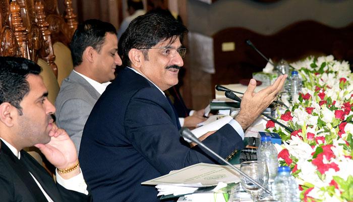 وفاق کا رویہ انتہائی افسوسناک اور غیر ذمہ دارانہ ہے،وزیراعلیٰ سندھ