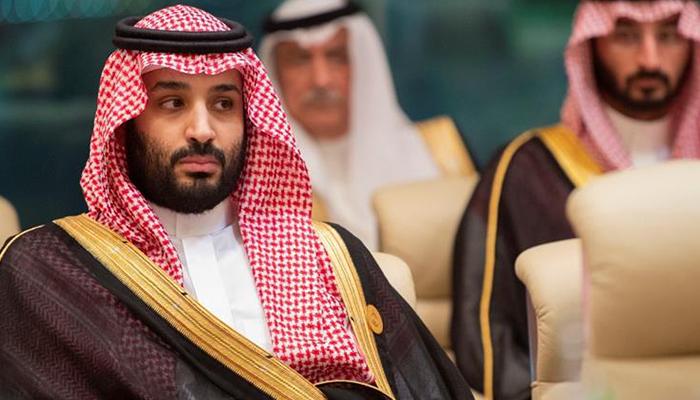 ٹینکرحملوں کا ذمہ دارا یران ، نمٹنے کیلئے تیار ہیں، سعودی ولی عہد
