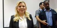 Israeli Pms Wife Convicted