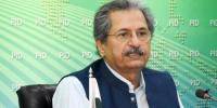 پی پی، ن لیگ کیساتھ پارلیمانی آداب ملحوظ رکھنے کا معاہدہ ہوگیا،شفقت محمود