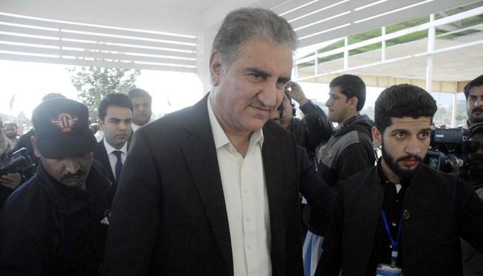 حکومت نے تعزیرات پاکستان میں تبدیلی کا فیصلہ کیا ہے،شاہ محمود