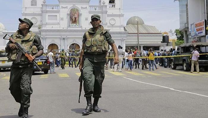 ایسٹر دھماکے: سری لنکا کےاعلیٰ دفاعی اہلکارکوالزامات کا سامنا