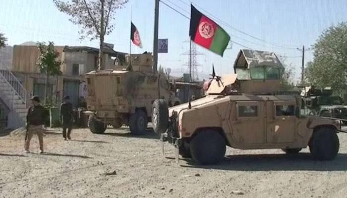 امریکی اور افغان افواج پر طالبان کے حملے، 5 فوجی ہلاک