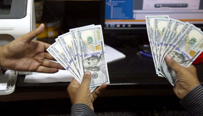 انٹربینک،روپے کے مقابلے میں ڈالر کی قیمت میں23پیسے کا اضافہ