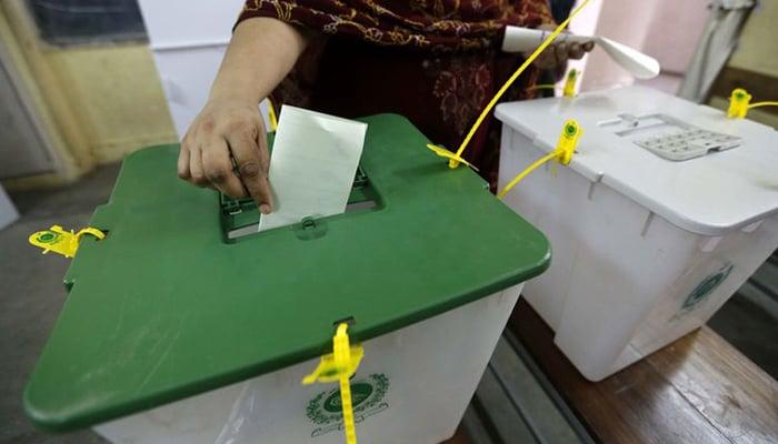 حلقہ این اے 205گھوٹکی الیکشن، پولنگ کا وقت صبح 8  سے شام 5 بجے تک مقرر