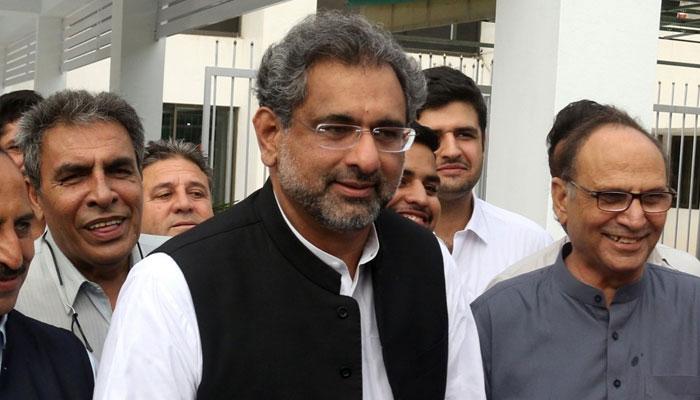 نیب کے سوالات اور سابق وزیراعظم شاہد عباسی کے جوابات
