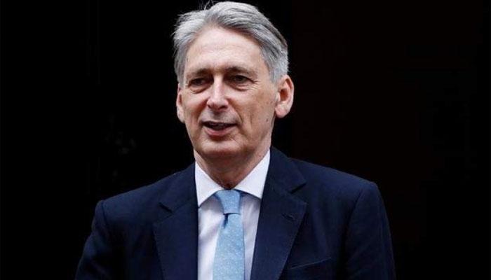 بورس جانسن وزیراعظم بنے تو میں مستعفی ہوجاؤنگا،برطانوی وزیرخزانہ
