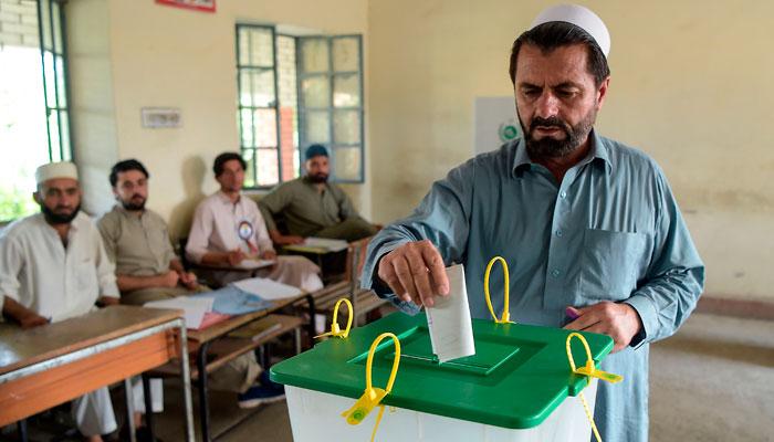 قبائلی علاقوں کے الیکشن میں پاکستان جیت گیا
