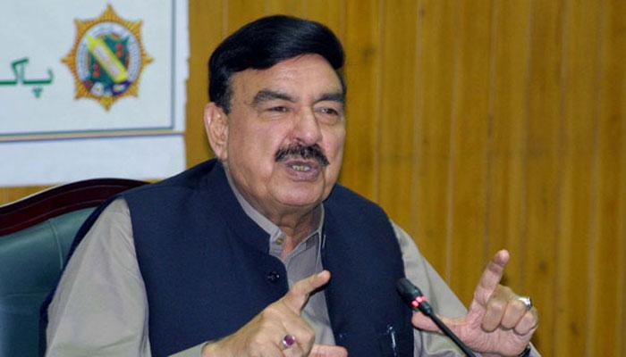 بھارت پر فضائی پابندی افغان صدر کی درخواست پر ختم ہوئی، شیخ رشید