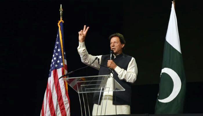 کسی کےسامنے جھکانہ قوم کو جھکنے دوں گا،عمران خان