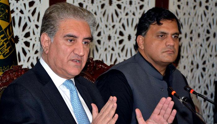 مسئلہ کشمیر پر اختلاف نہیں،دنیا کومتحد پاکستان کا چہرہ دکھانا ہے، شاہ محمود