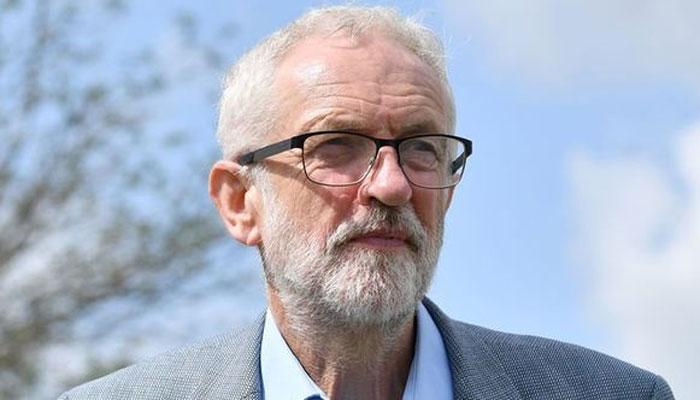 برطانوی پارلیمنٹ میں کشمیری عوام کی حمایت جاری رکھیں گے، جیرمی کوربن لیبر لیڈر