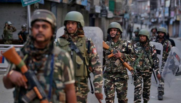 بھارت کی افواج نے کشمیر ی گلیوں پر غاصبانہ قبضہ کررکھا ہے، عالمی میڈیا