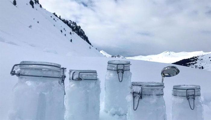 آئس لینڈ میں ہیٹ ویو سے 16؍ مربع کلومیٹر طویل گلیشیر پگھل گیا