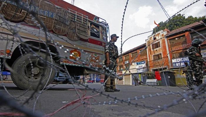 مقبوضہ کشمیر میںشدید کشیدگی، مذہبی تقسیم میںاضافہ، کرفیو سے شہری زندگی متاثر