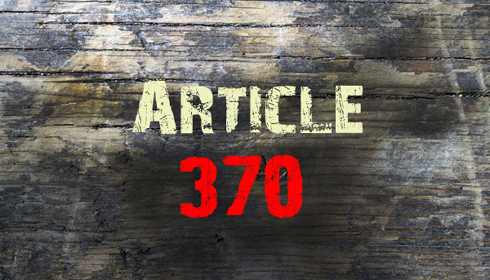 بھارتی صحافی نے آرٹیکلز 370اور 35 کے خاتمے پر سوالات اٹھادئیے